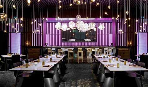Restaurant Interior Design Firms in Hyderabad